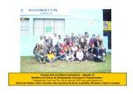 Projeto Vale do Ribeira Sustentável – Agenda 21 Relatório ... - Idesc