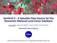 Sentinel-2 - A Valuable Data Source for the Romanian National ...