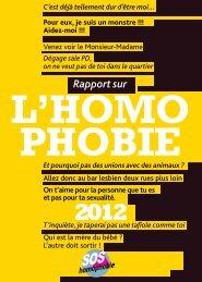 Le Rapport 2012 sur l'Homophobie - Charte de la diversité