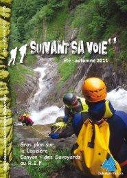 Suivant Sa Voie n°75 - Club Alpin Francais - Albertville