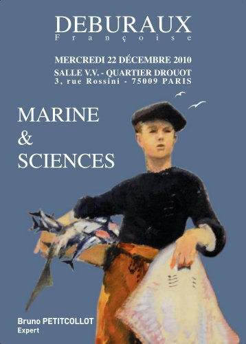 MARINE & SCIENCES - Rose des Vents