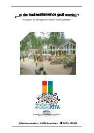Kita-Konzept - Andreas-Gemeinde