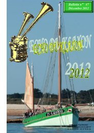 Bulletin n° 47 Décembre 2012