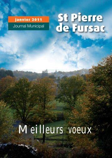 St Pierre de Fursac