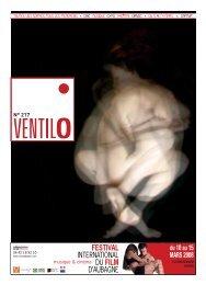 FESTIVAL INTERNATIONAL DU FILM D'AUBAGNE - Ventilo