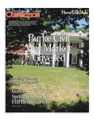 Burke - The Connection Newspapers