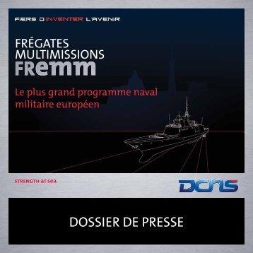 Le plus grand programme naval militaire européen - DCNS