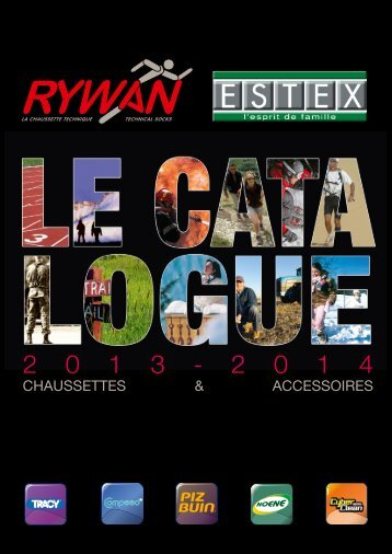 téléchargez ici notre dernier catalogue au format PDF - Rywan