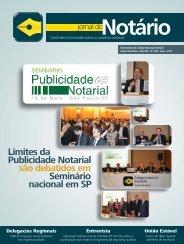 jornal doNotário - CNB - SP