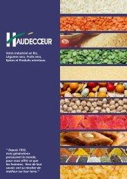 Catalogue Haudecoeur en pdf - Eolica
