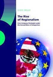 The Rise of Regionalism - RePub - Erasmus Universiteit Rotterdam