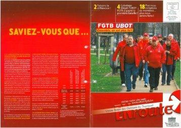 déposé: Gent X- P708470 bulletin trimestriel avnl - mai -juin 2009 ...