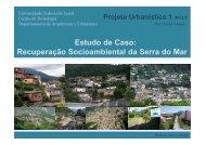 SERRA DO MAR - Arquitetura e Urbanismo