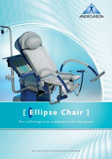 Ellipse Chair - ANDROMEDA