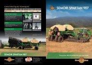 SEMOIR SPARTAN 907 - Great Plains International