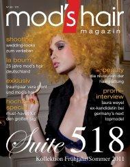 *Magazin 50_1/11.indd - Mod's Hair