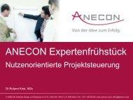 Kompaktes Team - Anecon