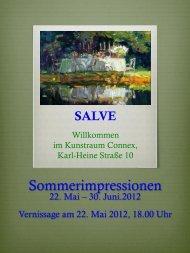 Sommerimpressionen - salve art gallery