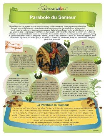 Parabole du Semeur - Orthodox ABC