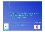 SCOT de Charleville-Mézières - CCI Ardennes