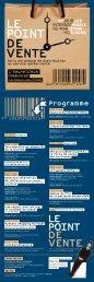 Programme - Journées internationales du marketing horloger