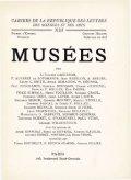 Léon Rosenthal, « De la réforme des musées d'art - Centre Georges ... - Page 2
