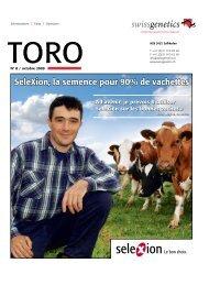 SeleXion, la semence pour 90% de vachettes - Swissgenetics