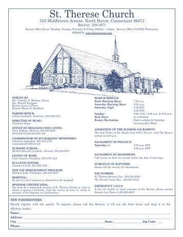 St. Therese Church - SeekAndFind.com