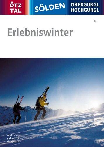 UmhausenYNiederthai 1.036 m - Sölden