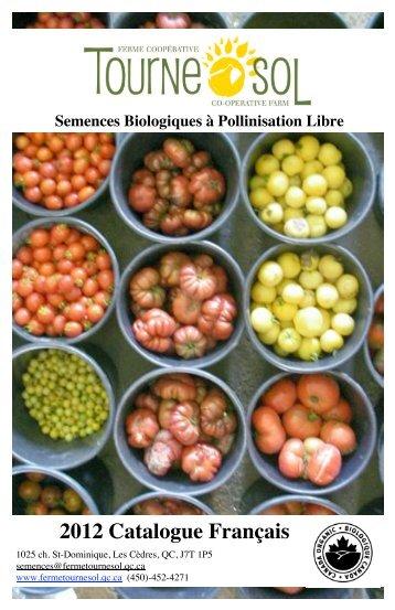 TS Semences 2012 e - Going to Seed