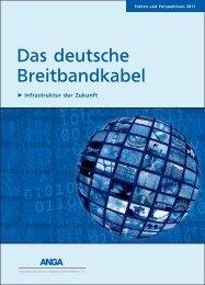 Das deutsche Breitbandkabel 2011 - Anga