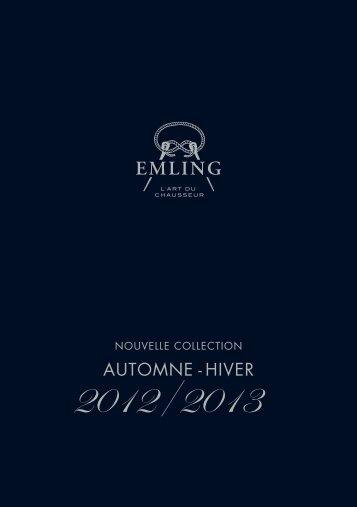 Automne - Hiver 2012/2013 - Emling