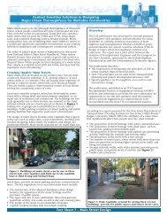 Fact Sheet 7 ? Main Street Design - sacog