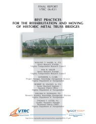 Best Practices for the Rehabilitation and Moving of Historic Metal ...