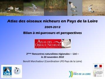 Atlas des oiseaux nicheurs en Pays de la Loire - files.biolovision.net