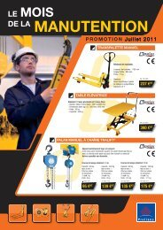 manutention mois - mailland