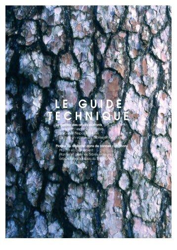 Le guide technique - Conseil général des Hauts-de-Seine