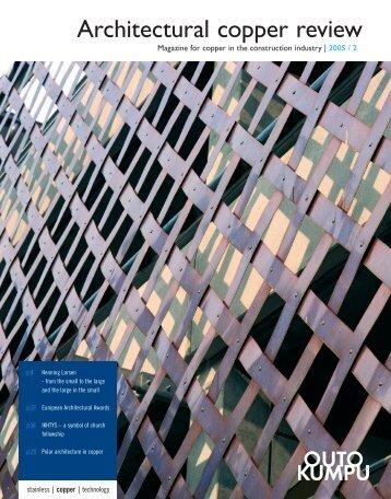 Henning Larsen - Copper Concept