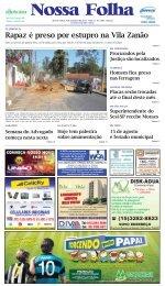 Página 1 - Jornal Nossa Folha
