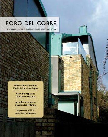 FORO DEL COBRE - Copper Concept