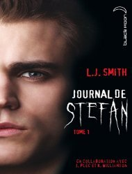 Journal d'un vampire-Stefan 1 - Index of