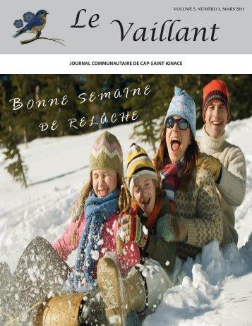 Vaillant Le - Cap-Saint-Ignace