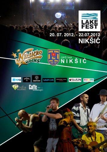 NIKŠIĆ - Lake Fest