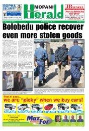Your car/bakkie/bus need parts? - Letaba Herald