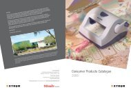 Xyron Products Catalogue - Esselte