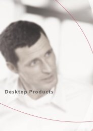 Desktop Products - Esselte