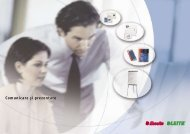 Comunicare şi prezentare - Esselte