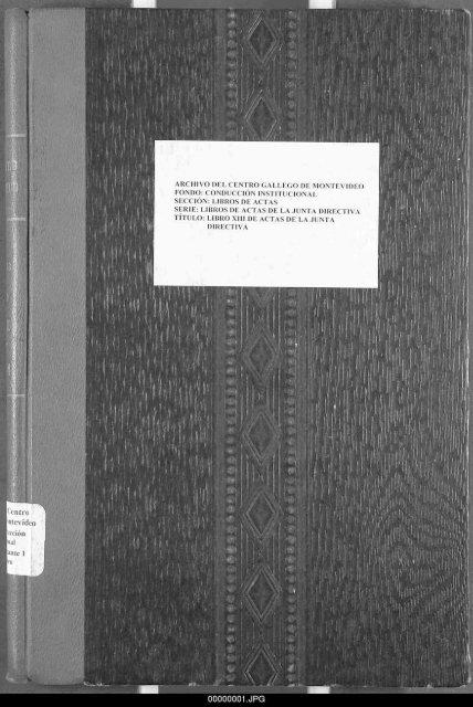 Page 1 Page 2 Page 3 ùUHUl t .la 'C T A -Ni 1.-' Én Montevideo, e ...