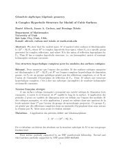 A Complex Hyperbolic Structure for Moduli of Cubic Surfaces