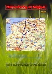 Netmonitoring en Belgique